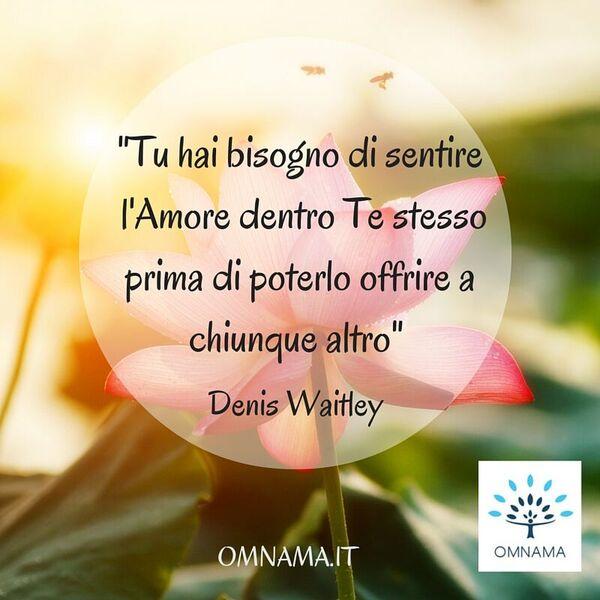 Connu Omnama – Il Portale per la Tua Crescita Personale Amore Per Se  QU09